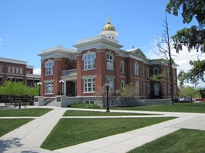 Cache County Historic Courthouse