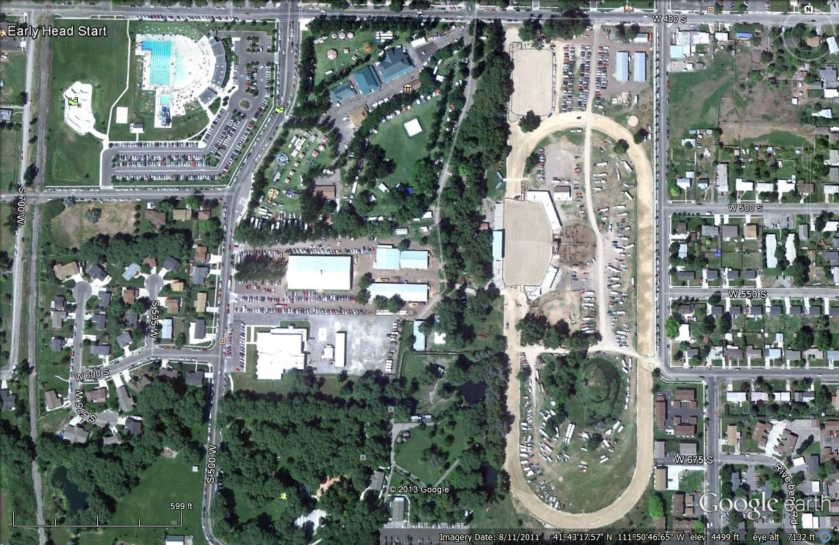 Official site of cache county utah fairgrounds map for West motor company logan utah