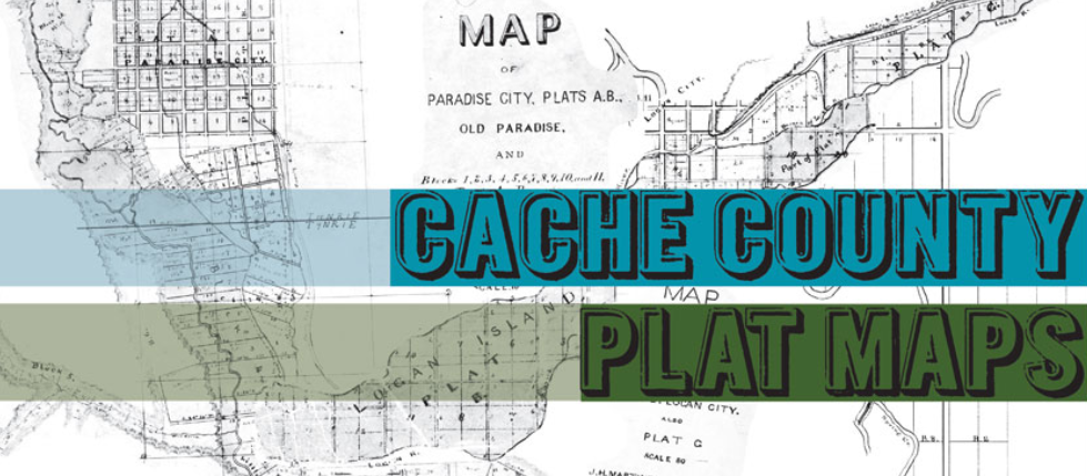 Official Site Of Cache County Utah Historical Plats Aerial Imagery - Historical aerial maps